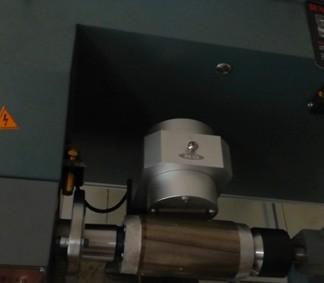 卧式设备测试转子视频2