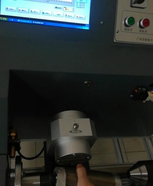 卧式检测系统操作视频