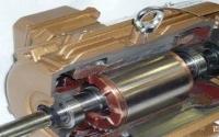 焊接鼠笼转子的结构特点及技术要求